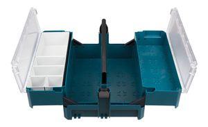 makita Aufbewahrungsbox P-84137 LxBxH 395x295x233mm Einsteckfächer f.MAKPAC