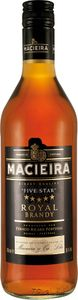Casa Macieira Royal Brandy Five Star 36% vol.   (0,7l) trocken