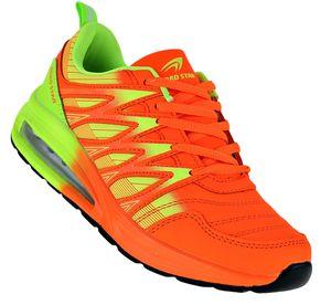 Art 442 Neon Turnschuhe Schuhe Sneaker Sportschuhe Neu Herren Damen, Schuhgröße:38