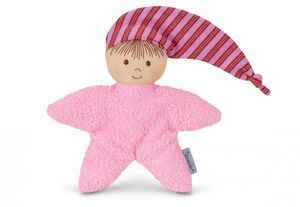Sterntaler 3001451 - Spielpuppe rosa