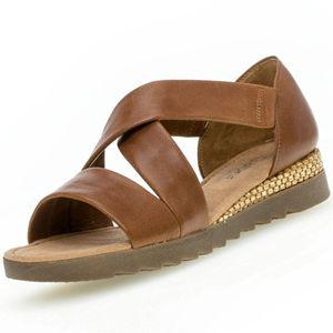 GABOR Comfort Damen Sandalen Braun, Schuhgröße:EUR 42