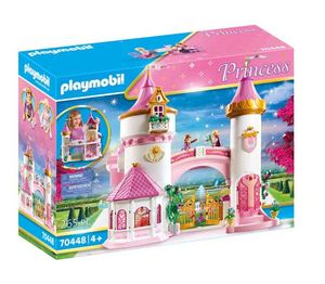 PLAYMOBIL Princess - Prinzessin Schloss Mini (70448)