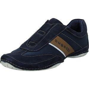 Bugatti Sneaker Low CHAMBAO Blau Herren