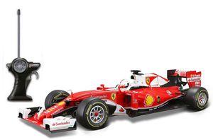 Maisto Ferrari SF-16H Sebastian Vettel 1:14 27/40 MHz rot