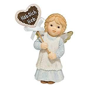 Goebel Weihnachtsbäckerei Nina & Marco NM P Hab Dich lieb 11,5 11750491