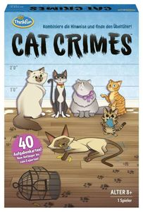 Cat Crimes™ Ravensburger 76366, ab 8 Jahren