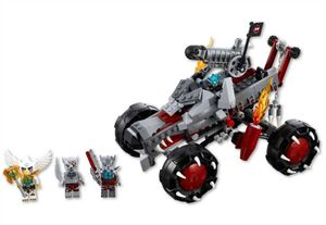 Lego Wakz Wolfstracker Legends of Chima