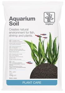 Tropica Aquarium Soil 9L kompletter Bodengrund 2-3mm