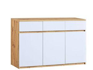 Kommode ARCA 06 mit 3 Schubladen und 3 Türen, Kinderzimmer, Jugendzimmer
