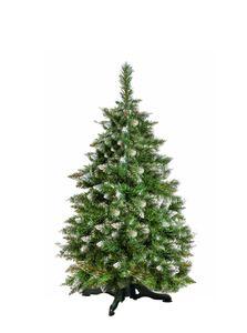 Künstlicher Weihnachtsbaum 180cm Schnee Christbaum Ständer 11988