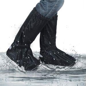 Regenüberschuhe Wasserdicht Überschuhe Schnee Staub Schutz und rutschfeste Schuhüberzieher mit Reflektoren Perfekt für Outdoor,Camping Radfahren Bergsteigen auch bei Regen, Schnee oder Staub