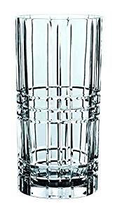 Nachtmann Vorteilsset 6 x  1 Glas/Stck Vase 282/97/28cm Square  97782 und Gratis 1 x Trinitae Körperpflegeprodukt