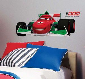 Wandsticker Disney Cars Francesco Bernoulli