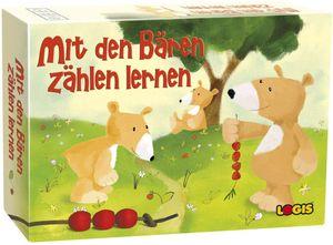 Mit den Bären zählen lernen (Kinderspiel)