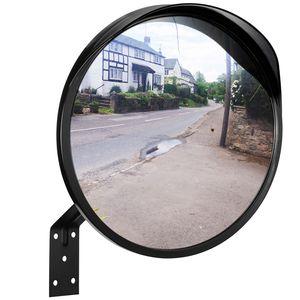 ONVAYA® Verkehrsspiegel | Konvexspiegel zur Einsicht von toten Winkeln | Sicherheitsspiegel | Überwachungsspiegel | Panoramaspiegel