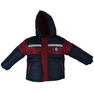 Kinder Winterjacke Gr.86 blau/rot – Kinderjacke – Winter – Outdoor Jacke - Kinderjacke