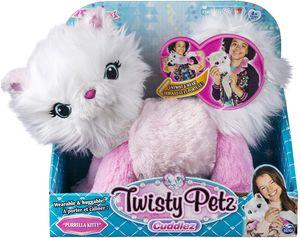 Spin Master 6054693 (20120092) - Twisty Petz, verwandlungsfähige Plüschtier, Katze