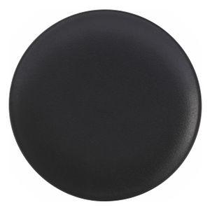 Maxwell & Williams Caviar Black Teller Schwarz Ø 27 cm