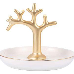 Mllaid Cabilock Ringhalter für Schmuck Dekorative Keramik Ringhalter Schale Schmuck Untersetzer Halter Tablett