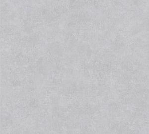 A.S. Création Unitapete History of Art einfarbige Tapete unifarben Vliestapete grau 10,05 m x 0,53 m