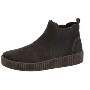 Gabor Chelsea Boots Grau Damen