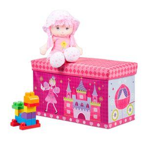 relaxdays Sitzbox für Kinder