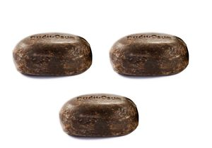 Dudu Osun Schwarze Seife Black Soap 3 x 150 g