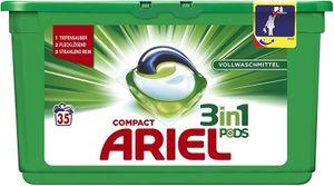 Ariel 3 in 1 Pods Vollwaschmittel 1er Pack (1 x 35 Waschladungen)