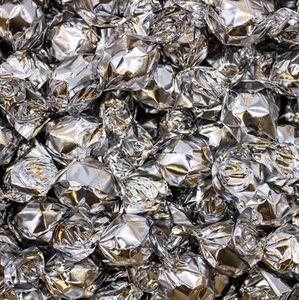 Lindt Pralinen Kugeln Silber 1 kg