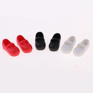 3 Paar Miniatur Schuhe Ballerinaschuh Freizeitschuhe Für 1/6 BJD Monster High Doll Kleidung Zubehör
