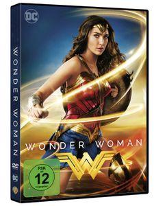 Wonder Woman  (DVD)  2017 Min: 141DD5.1WS