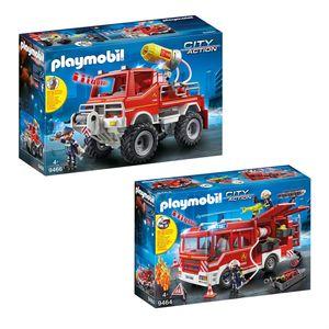 Feuerwehr Set 9 - 2er Set 9464 + 9466