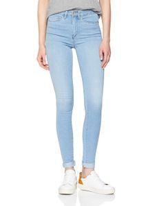 Only Damen Jeans 15169037 Light Blue Denim