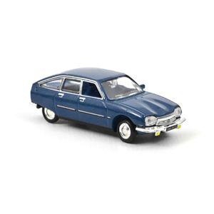 Norev 158220 Citroen GS Pallas blau metallic 1977 Maßstab 1:87 Modellauto
