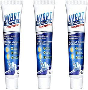 3X Sumifun Warzenentfernung Körperwarzen Behandlung Creme Fußpflege Creme Haut Tag Entferner