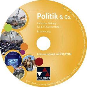Politik & Co. Brandenburg Lehrermaterial: Politische Bildung für die Jahrgangsstufen 9/10