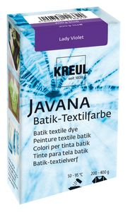 KREUL Javana Batik-Textilfarbe, 70g Lady Violet