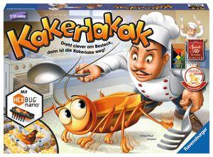 Ravensburger Kakerlakak *Empfohlen Kinderspiel 2013*