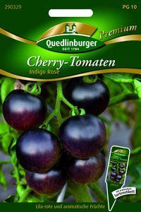 Quedlinburger - Tomaten Cherry Indigo rose