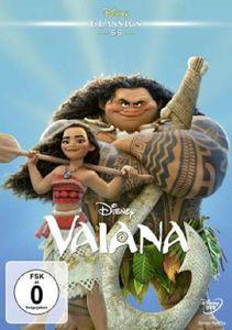 Vaiana (DVD)  Disney Classics Min: 90DD5.1WS - Disney  - (DVD Video / Zeichentrick)