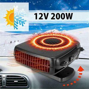 12V Auto tragbare elektrische Heizung Heizung Kühlgebläse Defroster Demister