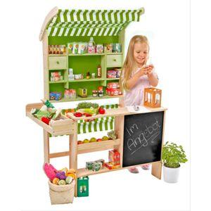 Tanner 0346.8 Holz Kaufladen Grosser Biomarkt