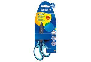 Pelikan Bastelschere griffix® blau Länge 14cm