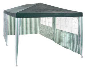 Countryside®  Pavillon 3x6m, grün/weiß