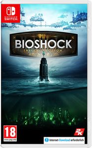 Bioshock Complete Collection  Switch  AT - Take2  - (Nintendo Switch / sonstige / unsortiert)