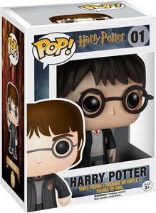 Harry Potter - Harry Potter 01 - Funko Pop! - Vinyl Figur