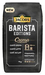 Jacobs Barista Editions Crema | ganze Bohne | 1000g