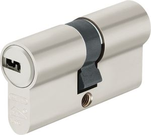 ABUS Profil-Halbzylinder Länge A 10mm Länge B 30mm 43689 5