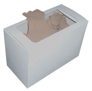 Cotton Prime® Probiersöckchen 100 Stück in Spenderbox haut One Size