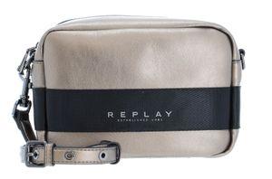 REPLAY Crossover Bag Bronze